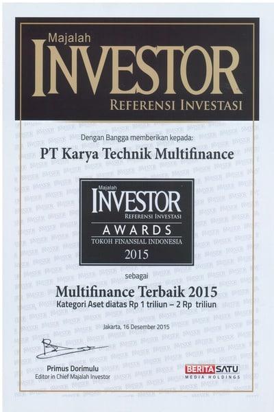 2015 - Investor
